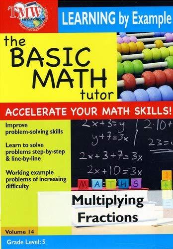 The Basic Math Tutor: Multiplying Fractions