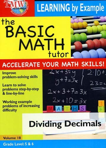 The Basic Math Tutor: Dividing Decimals