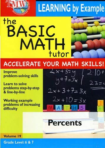 The Basic Math Tutor: Percents