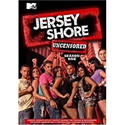 Jersey Shore UNCENSORED: Season One (Amazon.com Exclusive)
