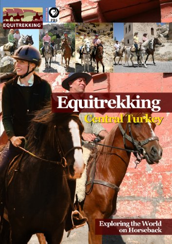 Equitrekking Season Four Central Turkey