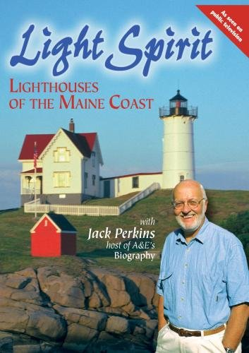 Light Spirit Lighthouses of the Maine Coast