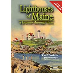 Lighthouses of Maine Journey Through Time
