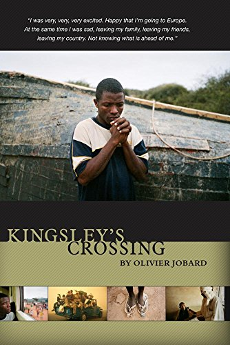 Kingsley's Crossing by Olivier Jobard