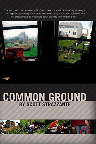 Common Ground by Scott Strazzante