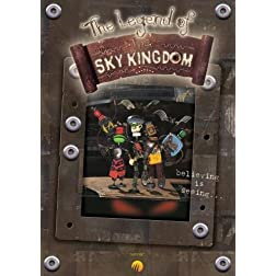 The Legend of the Sky Kingdom (English, Spanish, French subtitles)