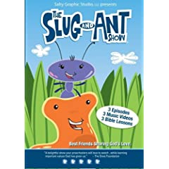 The Slug And Ant Show: Best Friends Sharing God's Love Vol 1