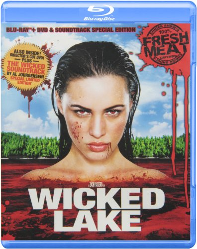 Wicked Lake: Director's Cut (Three-Disc Blu-ray/DVD/CD Combo)