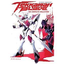 Tekkaman Blade Complete (Vols 1-3, Eps. 1-49)
