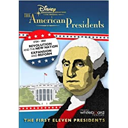 The American Presidents: Revolution and the New Nation & Expansion and Reform [Interactive DVD]