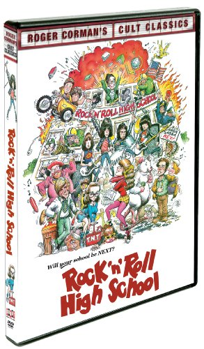 Rock 'N' Roll High School (Roger Corman Cult Classics)