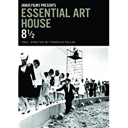 Essential Art House: 8 1/2