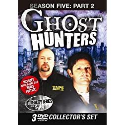 Ghost Hunters: Season Five, Part Two