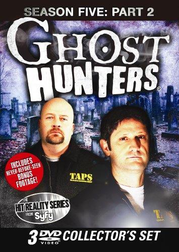 Ghost Hunters: Season Five, Part Two