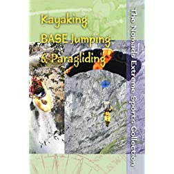 The Nomads Extreme Sports Collection: Kayaking, BASE Jumping & Paragliding (Institutions)