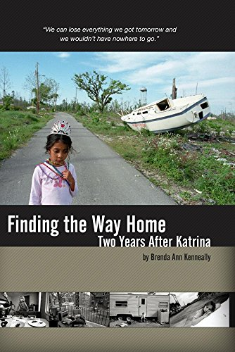 Finding the Way Home by Brenda Ann Kenneally