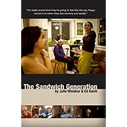 The Sandwich Generation by Ed Kashi and Julie Winokur