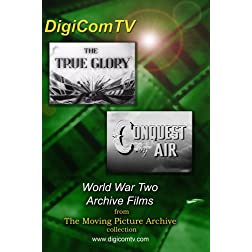 War Archive - The True Glory & Conquest By Air