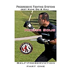 CKS Progressive Fighting Systems (Self-preservation Basic Training Part One)