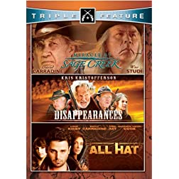 Western Triple Feature (2pc) (Ws Sub Ac3 Dol)