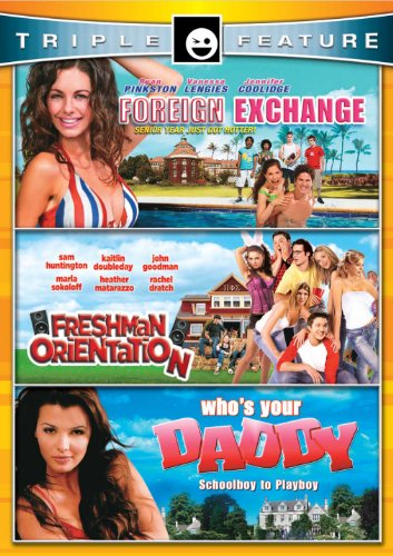 College Comedy Triple Feature (2pc) (Ws Sub Ac3)