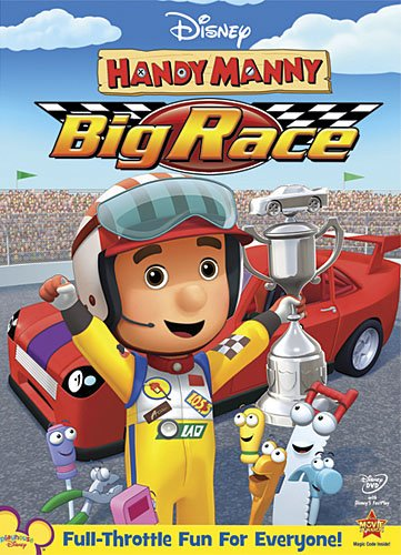 Handy Manny: Big Race