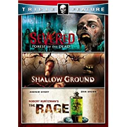 Horror Triple Feature (2pc) (Ws Sub Ac3 Dol)