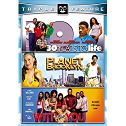 Urban Comedy Triple Feature (2pc) (Ws Sub Ac3)