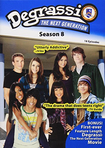 Degrassi: The Next Generation - Season 8