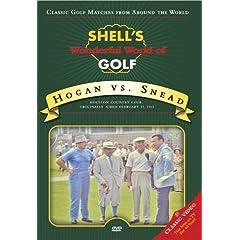 Hogan vs. Snead Shell's Wonderful World of Golf (DVD)