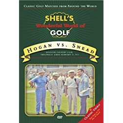 Hogan vs. Snead Shell's Wonderful World of Golf (DVD)
