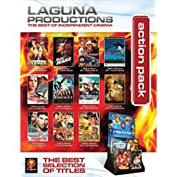 Action Pack 200 Latin DVD Package