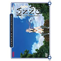 Kannagi: Crazy Shrine Maidens Complete Collection