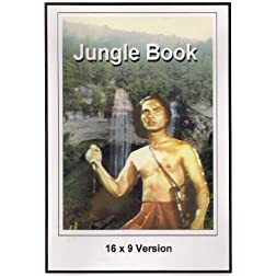 Jungle Book 16x9 Widescreen TV.
