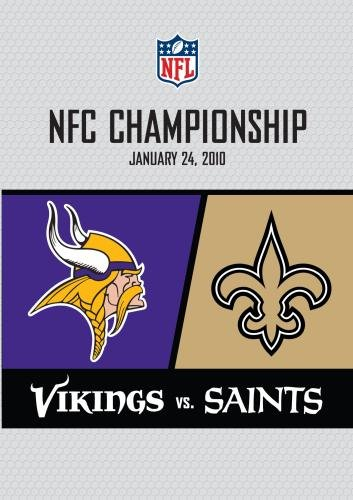 2009 NFC Championship Game: Minnesota Vikings vs New Orleans Saints
