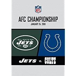 2009 AFC Championship Game: New York Jets vs Indianapolis Colts