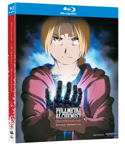 Fullmetal Alchemist: Brotherhood Part 1 [Blu-ray]