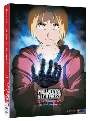 Fullmetal Alchemist: Brotherhood Part 1