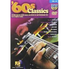 '60s Classics - Guitar Play-Along DVD Volume 24
