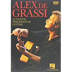 Alex de Grassi - Acoustic Fingerstyle Guitar