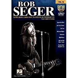 Bob Seger - Guitar Play-Along DVD Volume 18