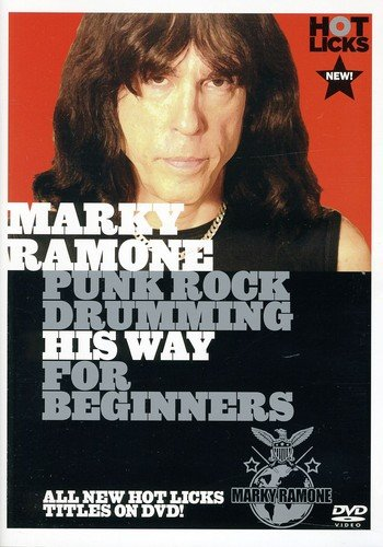 Marky Ramone - Punk Rock Drumming His Way for Beginners