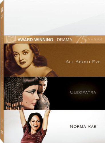 All About Eve & Cleopatra & Norma Rae (3pc) (Ws)