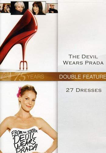 Devil Wears Prada & 27 Dresses (Ws)