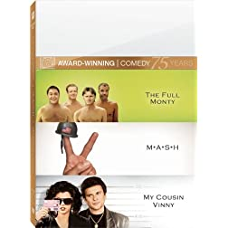 Full Monty & Mash & My Cousin Vinny (3pc) (Ws)