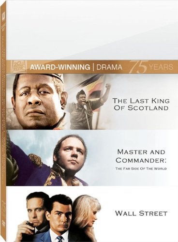 Last King Scotland & Wall Street & Master Command