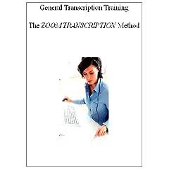 General Transcription Training-The Zoom Method