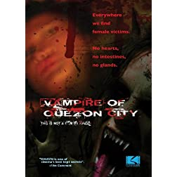 Vampire Of Quezon City