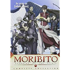Moribito: Guardian of Spirit: Comp Collection 1-8
