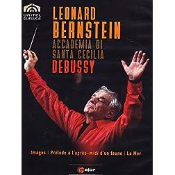 Leonard Bernstein: Debussy (Images, Prelude a l'apres-midi d'un faune, La Mer)